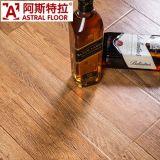 Pavimentazione laminata impermeabile della camera da letto di uso dell'interno della cucina