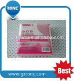 CD DVD Sleeve mit Non-Woven Material