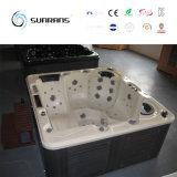 Aprobado CE tamaño pequeño cubierta Bañera de hidromasaje portátil SPA