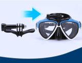 Mascherina adulta di Gopro dell'attrezzatura per l'immersione, mascherina del basamento della macchina fotografica