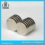 産業アプリケーションのためのディスクNdFeBのネオジムの磁石
