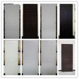 Porta de painel de madeira clássica