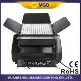 Motorisiertes Stadt-Farben-Licht der Stadiums-Beleuchtung-108X3w RGB LED