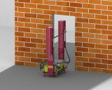 기계, 벽 연출 기계를 회반죽 벽