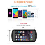 Bluetooth 리모트 관제사를 가진 전화를 위한 OEM 고품질 3D Vr 헤드폰 유리