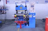 Одиночная зажимая машина резиновый силикона вулканизируя