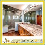 Верхняя часть тщеты гранита SGS изготовленный на заказ естественная каменная для ванной комнаты, гостиницы