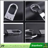 Cuir fait sur commande Keychain de logo