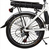 36V/250W Brushless Motor Folded Electric Bike (LN20F03)
