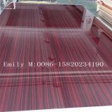 Folha UV de madeira do MDF para o armário de cozinha (ZH-3939)