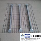 鋼線のデッキのパネル、ワイヤーデッキの柵、ワイヤーDecking
