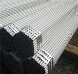 MERGULHO quente galvanizado em volta da tubulação de aço (câmara de ar) com alta qualidade