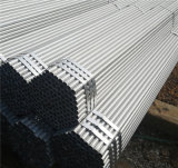 Caliente sumergido galvanizado alrededor de los tubos/de los tubos de acero para el material de construcción