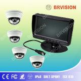 Камера купола монитора автомобиля наблюдения System/7inch TFT цифров шины/вандала Ati