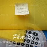350カウントのシルクスクリーンの印刷の網かポリエステル黄色