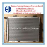 Alta qualità Aluminum Radiator per Mercedes-Benz (HLD40043)