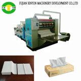 Machine de découpage automatique se pliante de papier molle de tissu de face de machine de tissu facial
