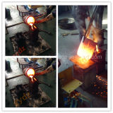Máquina de aquecimento da indução da indústria da fundição do metal como a fornalha de derretimento