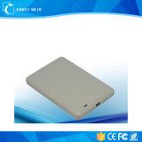 Wiegand 26, leitor de cartão impermeável do controle de acesso RFID da identificação