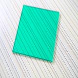 Folha plástica contínua do plástico do toldo do policarbonato