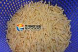 Pommes-Fritesmaschine der Kartoffel-Wp-1000, waschender Schalen-Ausschnitt, der Verpackungs-Produktionszweig wiegt