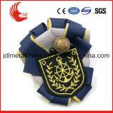 Значки вышивки руки Zhongshan оптовые персонализированные