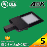 UL Dlc LED Shoebox Light di 75W 120lm/W