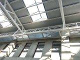 Braguero de acero del tubo de la azotea de la plataforma
