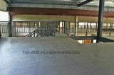 Almacén prefabricado Worlshop de la estructura de acero de la ingeniería con el marco del metal