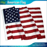 Umweltfreundlich gedruckt Polyester-Flagge, Individuelle Flagge, Football Flag, Club-Flagge, Werbung Flagge (NF02F06009)