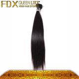 100%の人間の毛髪の加工されていないインドのバルク毛を終了する完全な毛