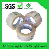 Adhesivo de fusión en caliente transparente Jumbo Roll embalaje BOPP Cinta