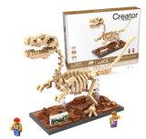 사회적인 협력 능력 강화를 위한 6739026 아BS 620PCS Raptorsaurus 빌딩 블록 장난감