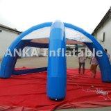 Tienda inflable de la araña para hacer publicidad de acontecimiento