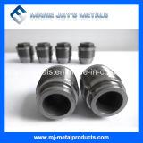 De Pijpen van het Carbide van het wolfram in China worden vervaardigd dat