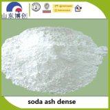 Tipo de carbonato de sódio e classificação de grau industrial Standard Dise Soda Ash