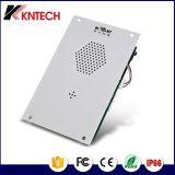 Telefono Emergency Kntech SD-101 del SUS del corpo del metallo