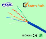 4 accoppiamenti di lan Cable Factory Pricelan Cable di UTP Cat5e 24AWG