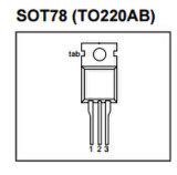 Diode de redresseur de composante électronique pour le panneau de carte