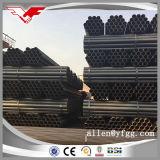 Tianjin vervaardigde de Zwarte Geverniste Pijp van het Koolstofstaal ERW
