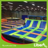 Фабрика Китая сделала парк Trampolines гимнастики для сбывания