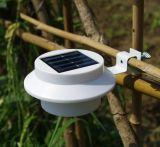 태양 에너지 LED 램프 정원 빛 담 태양 빛