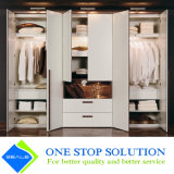 Weißes Color Drawer Box des Schlafzimmers Furniture Wardrobes Closets (ZY 2015)