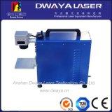 De hoge Machine van de Teller van de Laser van de Vezel van de Nauwkeurige, Hoge Efficiency Draagbare Mini