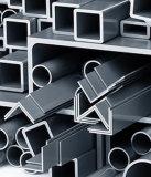 Profil en aluminium de pipe de radiateur large de Constmart
