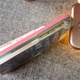 iPhone 6/6plusのための熱い販売のLumee Selfieの懐中電燈の電話箱