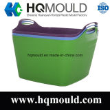 Hq 15lt Square Plastic Flexi Trug Injection Mold