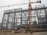 Cadre préfabriqué léger d'entrepôt d'atelier de structure métallique (KXD-SSB58)