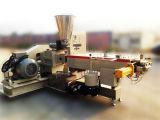 Masterbatch plástico que faz a máquina/extrusora de parafuso gêmeas para o grânulo