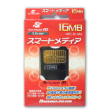 16MB Inspektion Memory Card Old Camera Storage Flash Card Smart Media Card